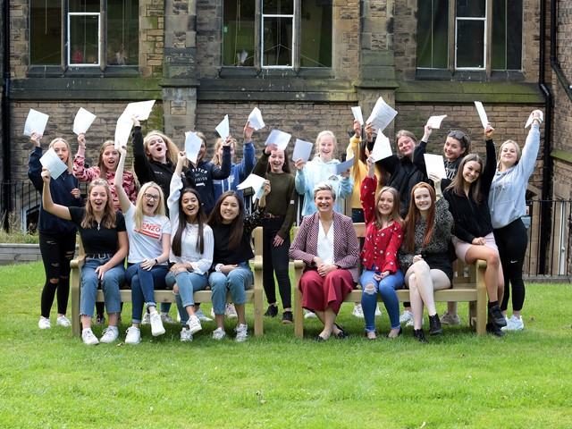 Sheffield High School For Girls Gcse 2
